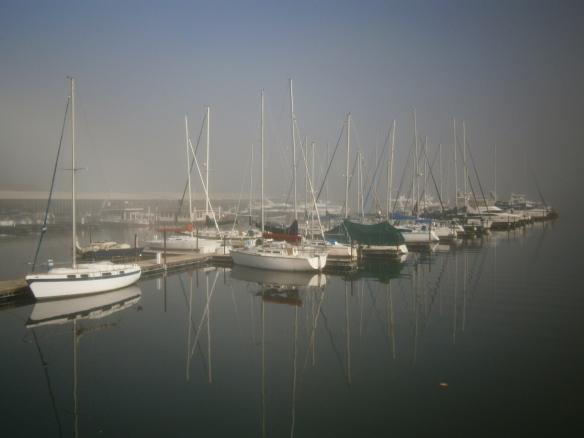 misty sails