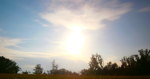 colorful dawn